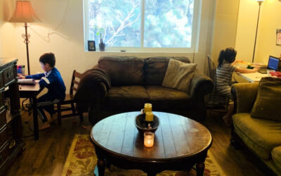 Homeschooling Continues to be Challenging for Habitat Families