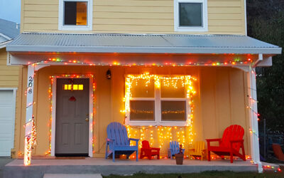 Homeowners share their first Christmas in new homes
