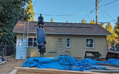 Partnering with Good Sun on Solar Installations