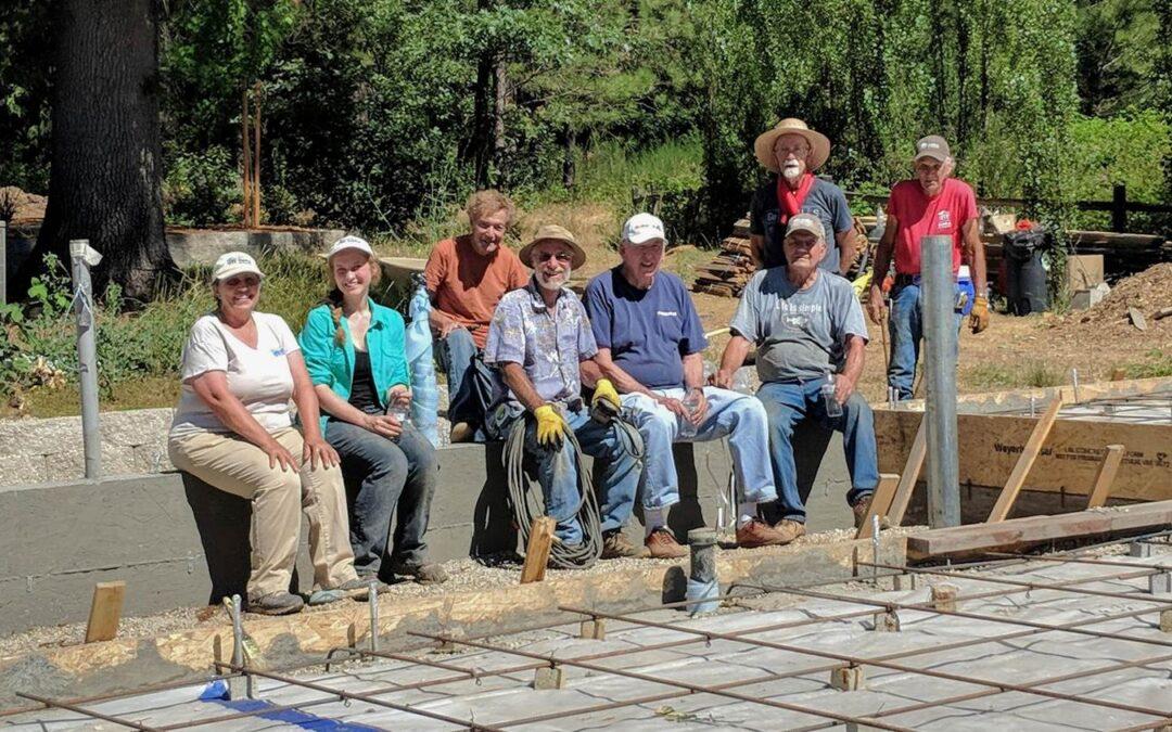 Nevada County Habitat's Fellowship of the Hammer