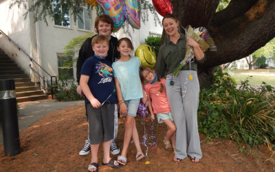 Newest Homeowner Selected: Meet Shawna and Family